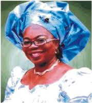 Her Excellency, Lady Ada Okwuonu, Deputy Governor of Imo State