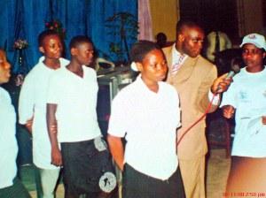 2008 International AIDS Candlelight Memorial in Owerri.